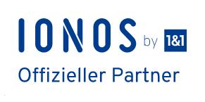 Partnerlogo IONOS